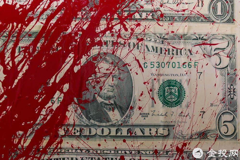 美联储无视通胀的真正原因:稀释28万亿美元债务