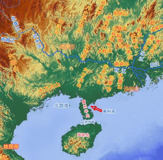 思维格栅 | 海南,何时从广东分出来单独成省的?