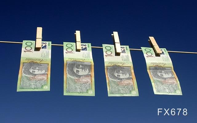 澳元跌创八个月新低,料进一步下跌