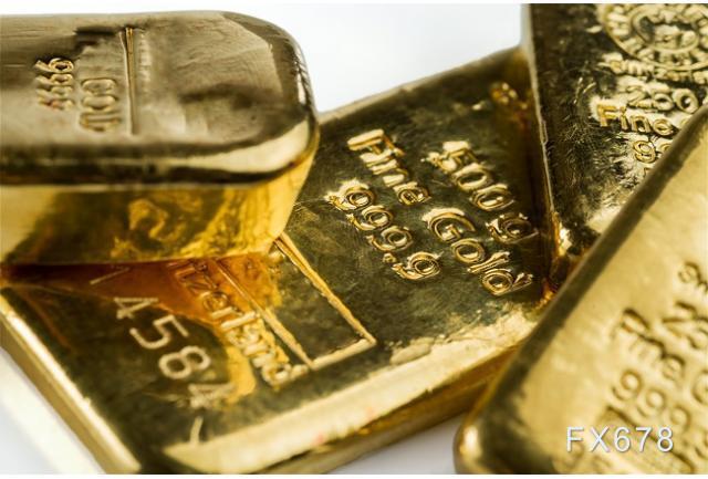 """美联储控制通胀时机已逝,""""注水后遗症""""有望助黄金重回2000美元"""