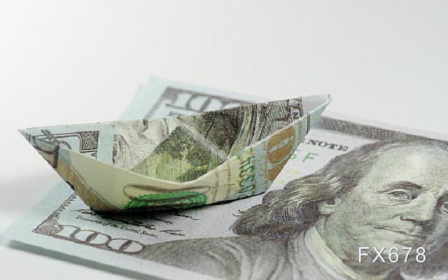 美债收益率攀升美元乘机反弹一波!未来有望延续上行