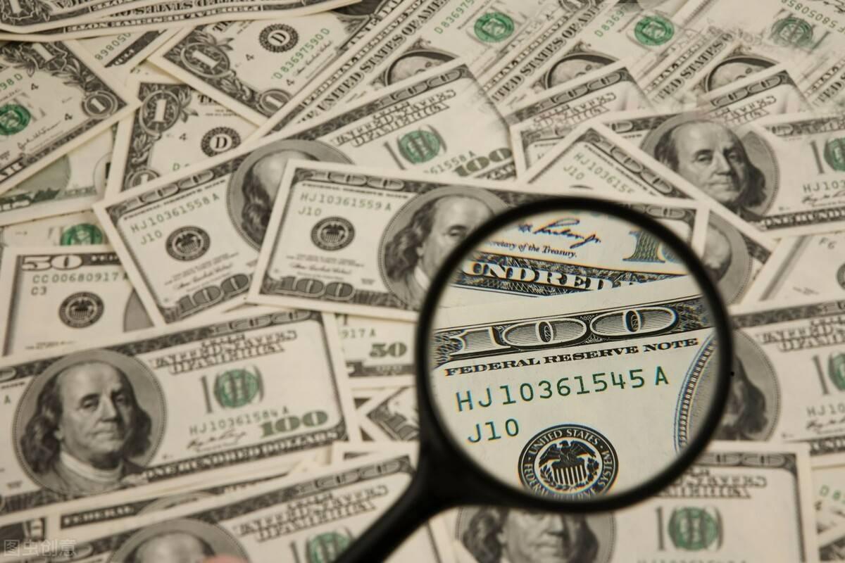 美元,美债双反弹 透出一个危机信号,个人怎么炒外汇
