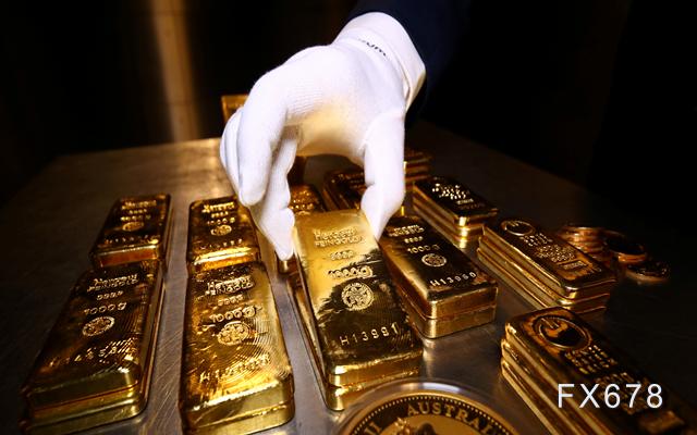 """现货黄金自近两周高位回落 投资者希望拜登能给市场""""喂点新料""""+什么是外汇交易"""