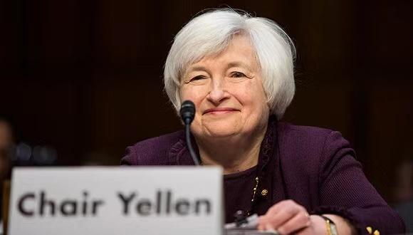 美国参议院确认珍妮特·耶伦为财政部长,外汇教学