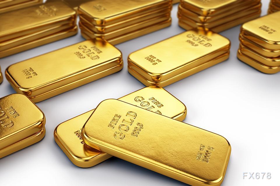 股市大跌引发美元避险 黄金多头难振雄风盼今晚GDP救援+国际外汇交易