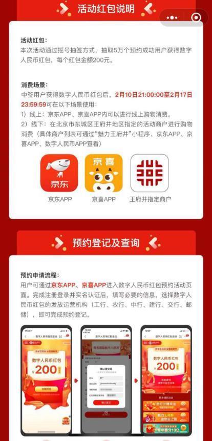 轮到北京了!1000万数字人民币红包来袭 今日正式启动-炒外汇软件