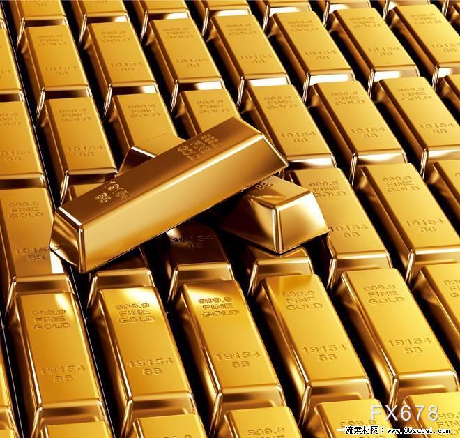 黄金交易提醒:拉加德喊话各国财政放水 多头激愤有望三连涨,外汇短线