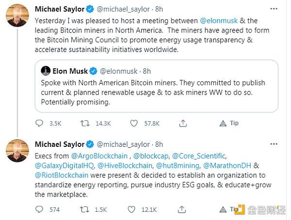 马斯克提议组建比特币挖矿委员会 比特币_新浪财经_新浪网