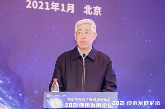 韩永文:保持稳定的地方债权的发行 今年来讲是很重要的
