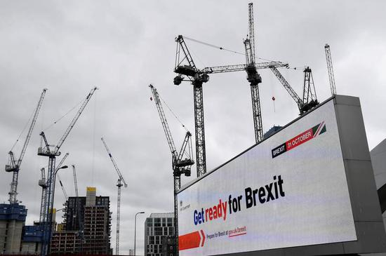 消息称英国政府正为脱欧谈判破裂做准备