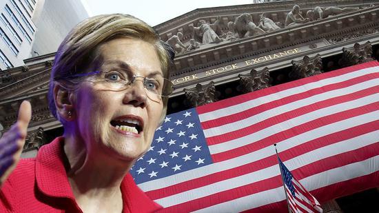 比70富人税还狠 美资深女议员沃伦将提征收财富税