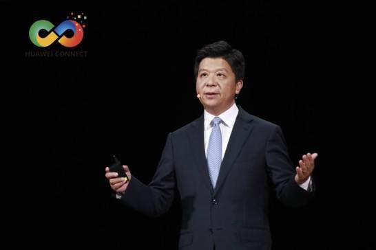 华为轮值董事长郭平:华为正在遭遇很大困难,求生存是主线