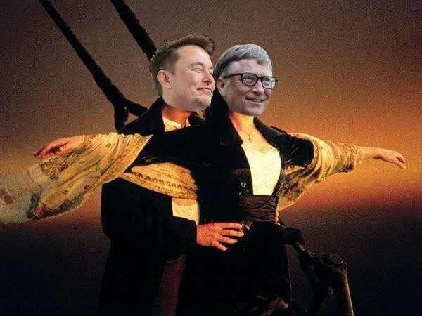 """马斯克和比尔·盖茨,为什么互相""""看不上""""?"""