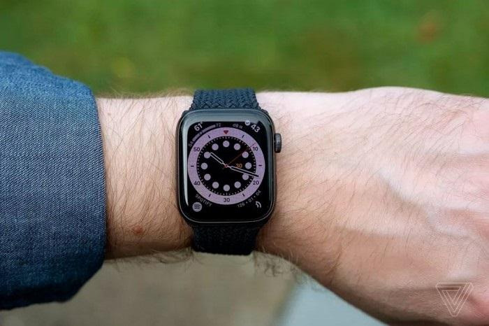 苹果Apple Watch 出货量接近 1 亿台,全球市场份额