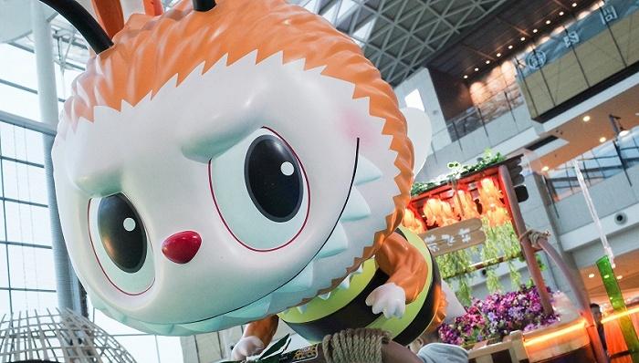 潮流玩具连锁店要上市了,泡泡玛特赴港IPO拟募
