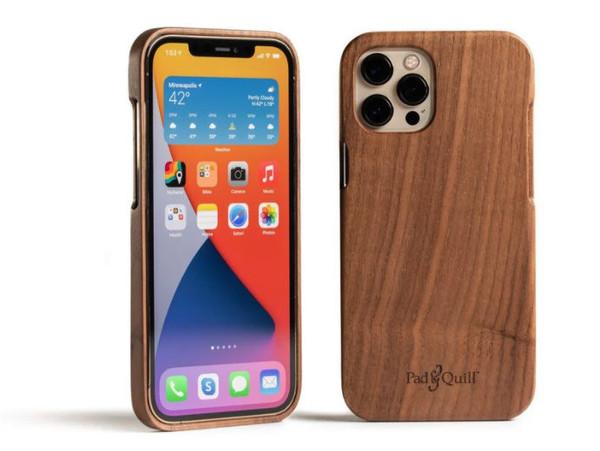 苹果MagSafe保护壳有木质和皮革款?这是第三方配
