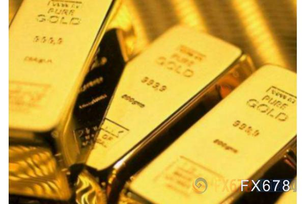 """美债收益率还在攀升 黄金走势或将""""一泻千里""""?"""