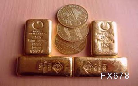 """国际金价料跌向1674美元 鲍威尔给公众""""打镇静剂"""""""