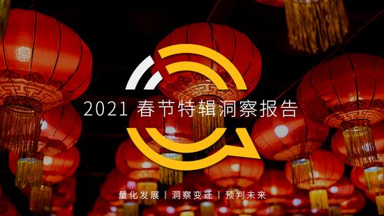 QuestMobile2021春节报告:短视频时长占比增长近7