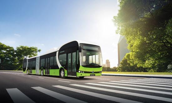 开辟新市场:比亚迪获芬兰史上最大纯电动巴士