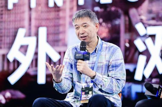 王坚:中国需要的是技术再开创一个时代 不是市场份额