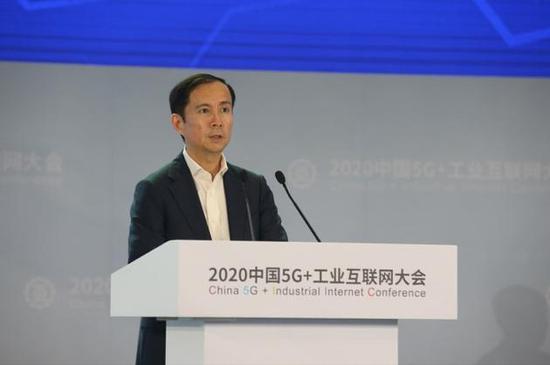 阿里巴巴集团董事会主席兼首席执行官张勇