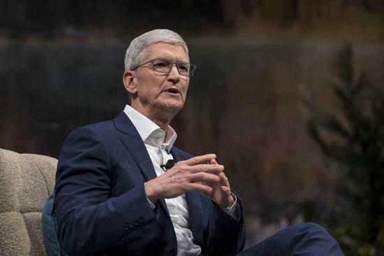 库克:苹果关注政策问题而不是政治问题