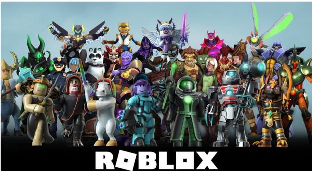 創作型平臺游戲《Roblox》