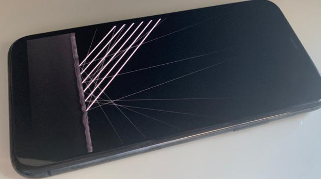新专利显示苹果将在iPhone和iPad上使用纳米纹理玻璃