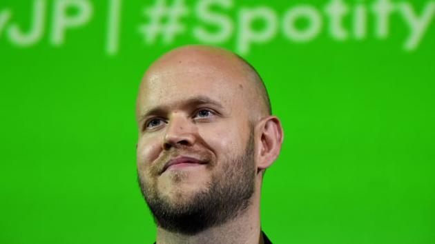 Spotify CEO:自掏10亿美元 投资欧洲深度科技领域初创公司