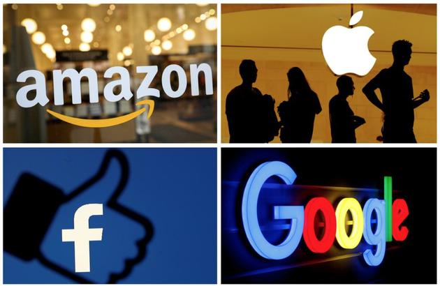 美众议院将举行科技巨头反垄断听证会 讨论网络竞争
