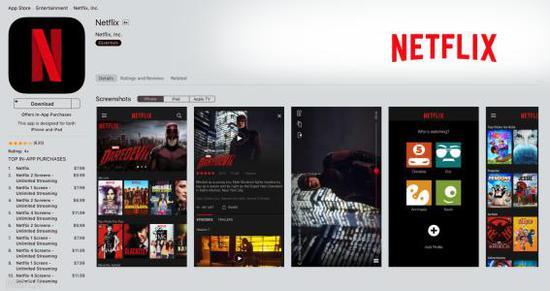 流媒体竞争加剧?2021年Netflix将发行70部电影