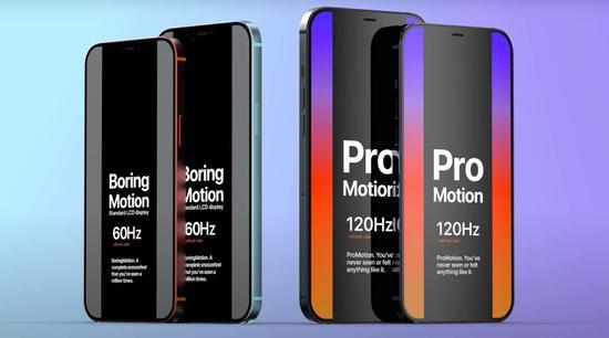 京东方将于年底向iPhone 12系列供应屏幕,范围限于12和mini