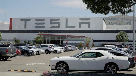加州推行新居家令 特斯拉工厂不必遵守