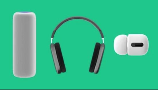 外媒:苹果明年将发布两款新AirPods 采用升级版无