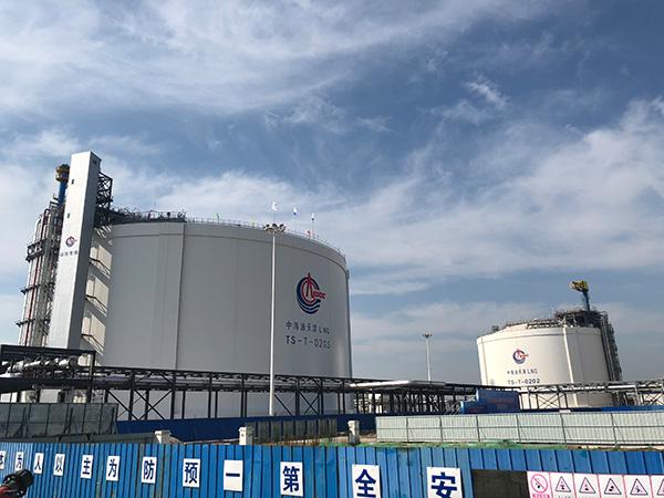 中海油加码天然气保供 向北方七省市供气同